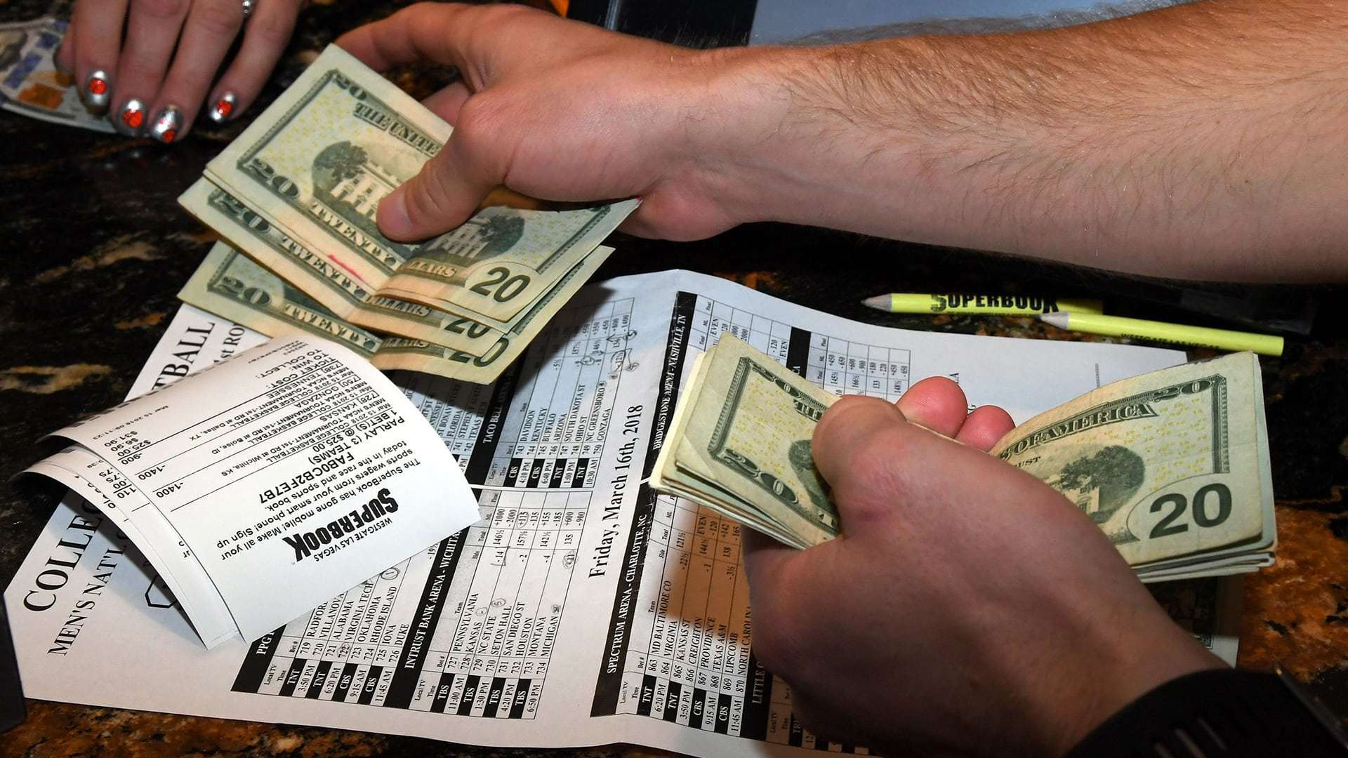 March Madness odds sports betting
