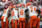 NFL odds sports betting Cleveland Browns