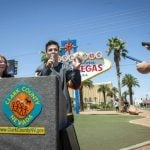 'Jeopardy!' James Holzhauer Receives Key to Las Vegas Strip, Winning Streak at 21 Games