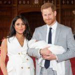 Royal Baby Name Archie Harrison Mountbatten-Windsor Shocks UK Oddsmakers, Bettors