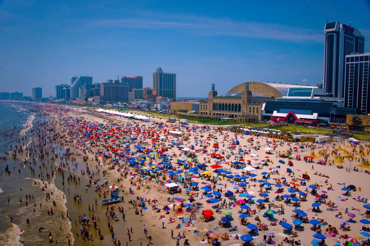 Atlantic City casinos tourism economy