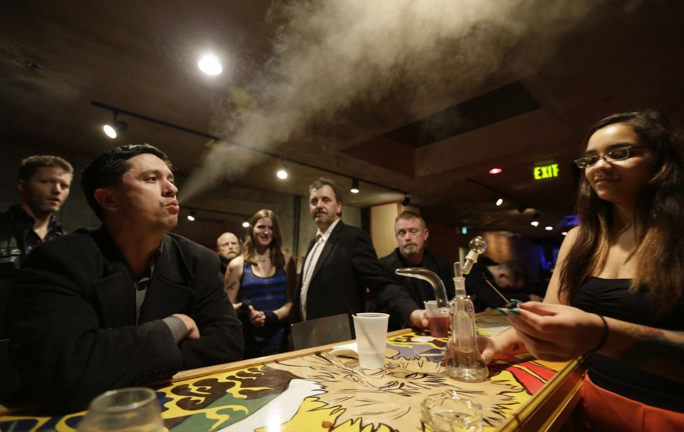 Marijuana lounges have nevada casino industry on alert