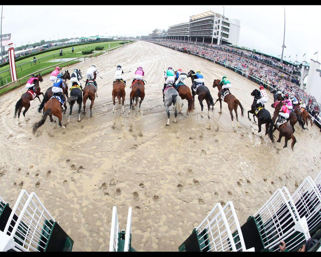 Kentucky Derby Once Again Breaks Betting Records For