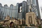 Melco Resorts stock revenue Macau casino