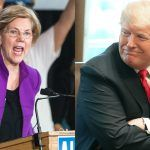 President Donald Trump Tweets Opposition to Tribal Casino Bill Backed by Sen. Elizabeth Warren