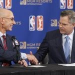 Report: NBA Plans Betting Data Cutoff to Non-Partner Sportsbooks for Finals