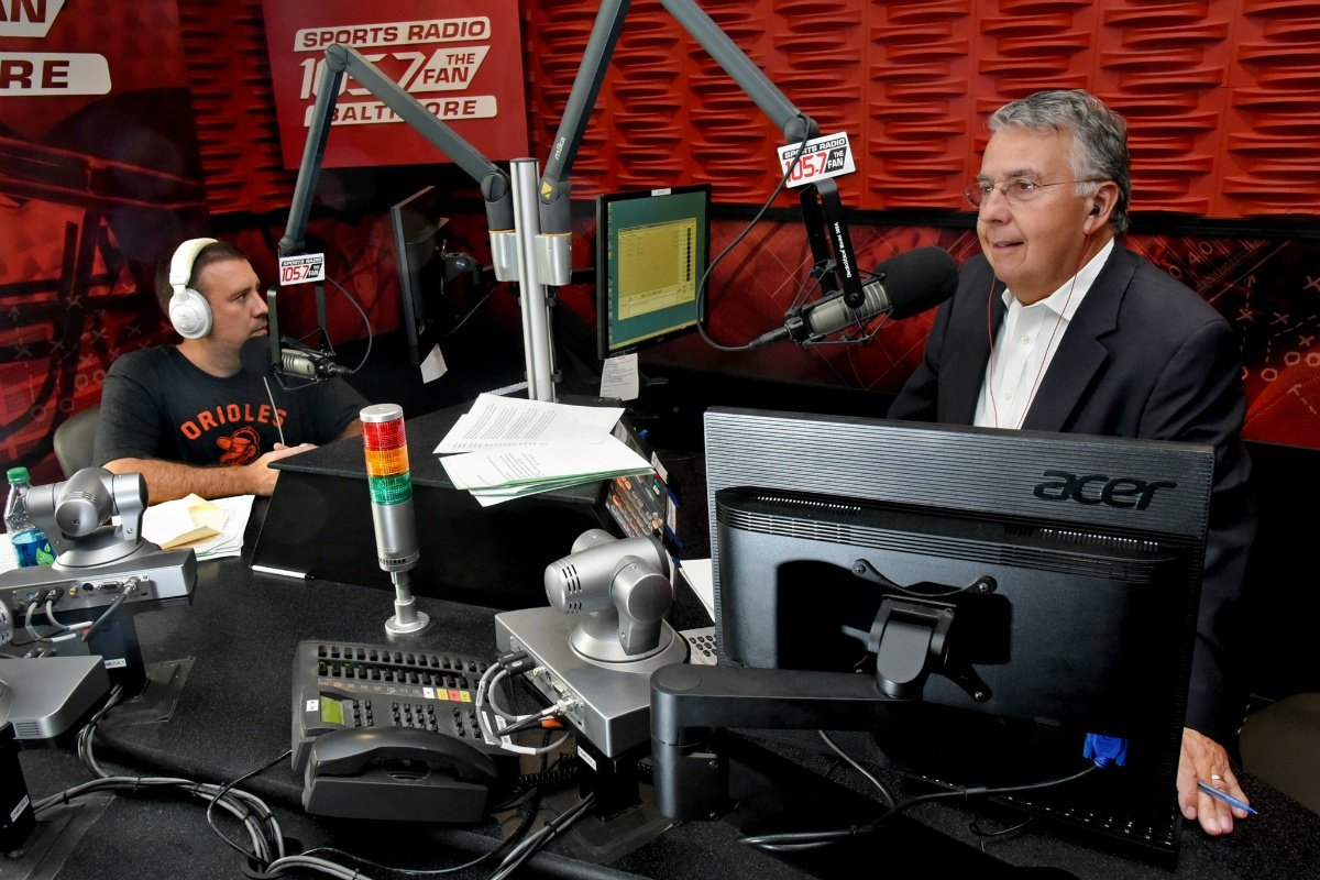 sports betting radio