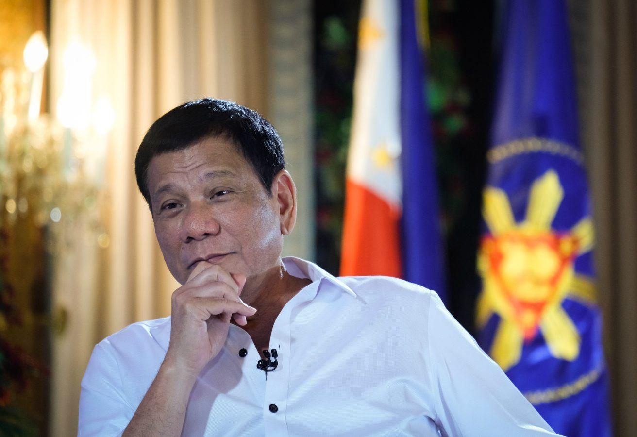 Philippines casinos gaming Rodrigo Duterte