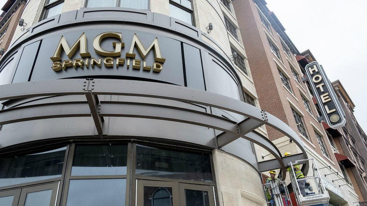 Massachusetts casinos sports betting MGM