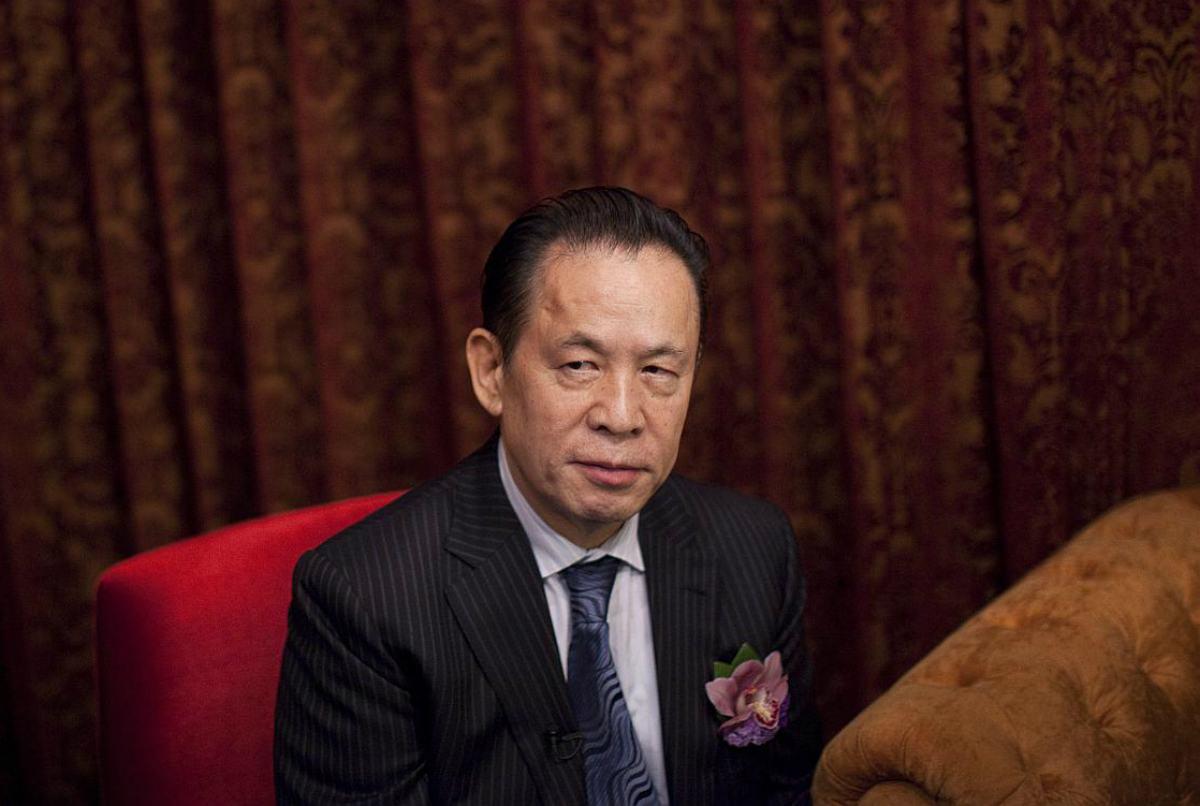 Kazuo Okada Universal Entertainment Tiger