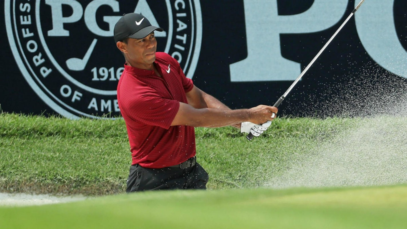 Tiger Woods golf odds PGA Championship