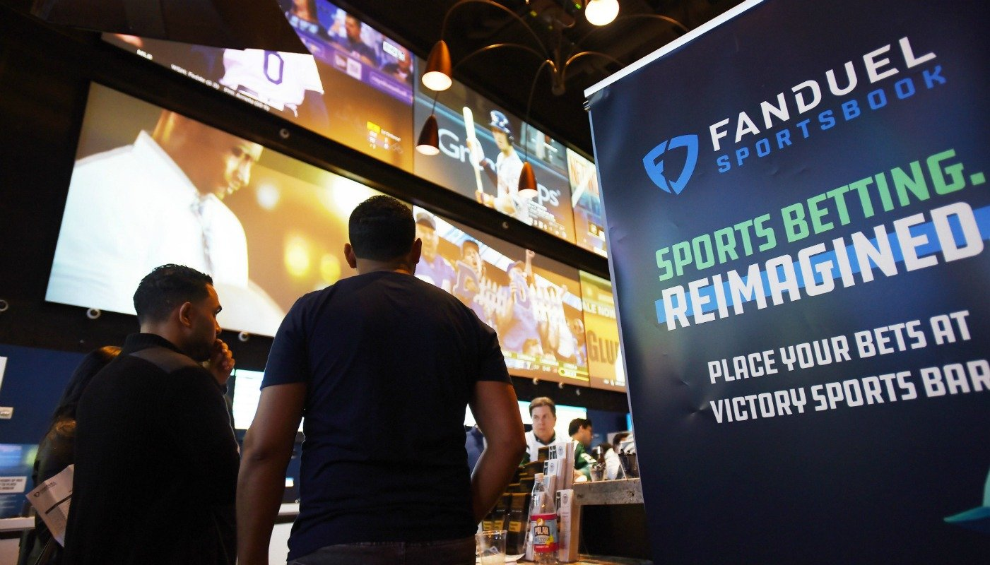 William Hill sports betting FanDuel