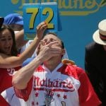 Betting on Nathan's Hot Dog Eating Contest Denied in New Jersey, Twitter Discussion Ensues