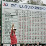 Gary Woodland Fends Off Brooks Koepka to Win US Open, Longshot Opened at 80/1
