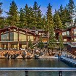 Former William Harrah Lake Tahoe Mansion Listed for Sale at $25.75M