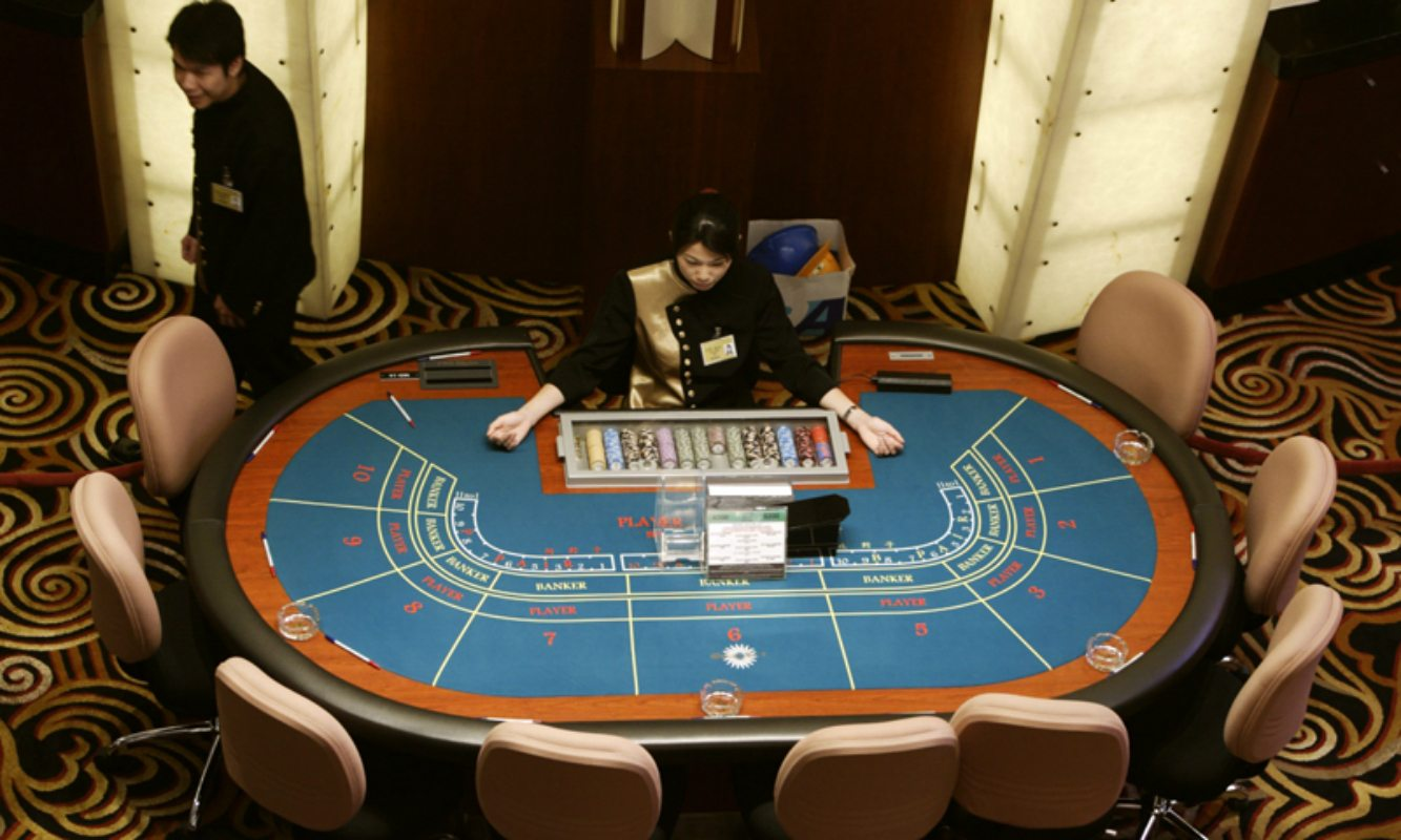 Macau casinos AI artificial intelligence