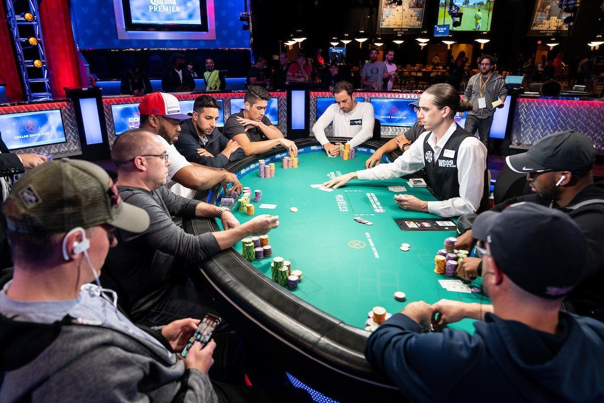 World Series of Poker WSOP Main Event