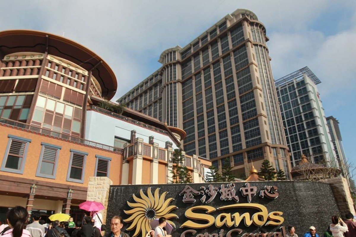 casino operators Macau Sands MGM Wynn