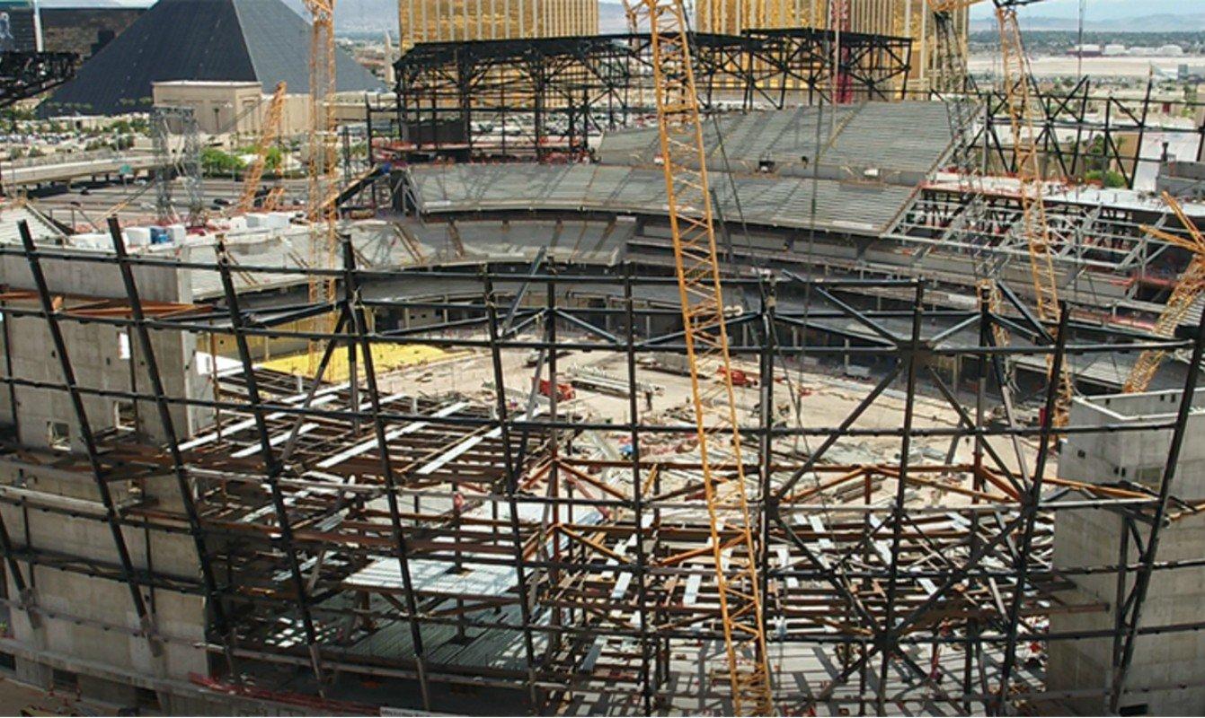 Las Vegas stadium Raiders football