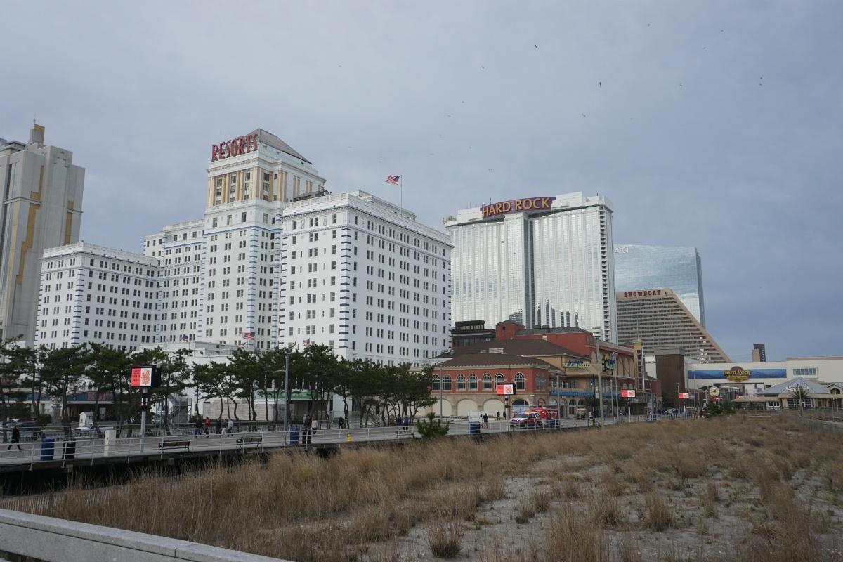 Atlantic City casinos gaming industry