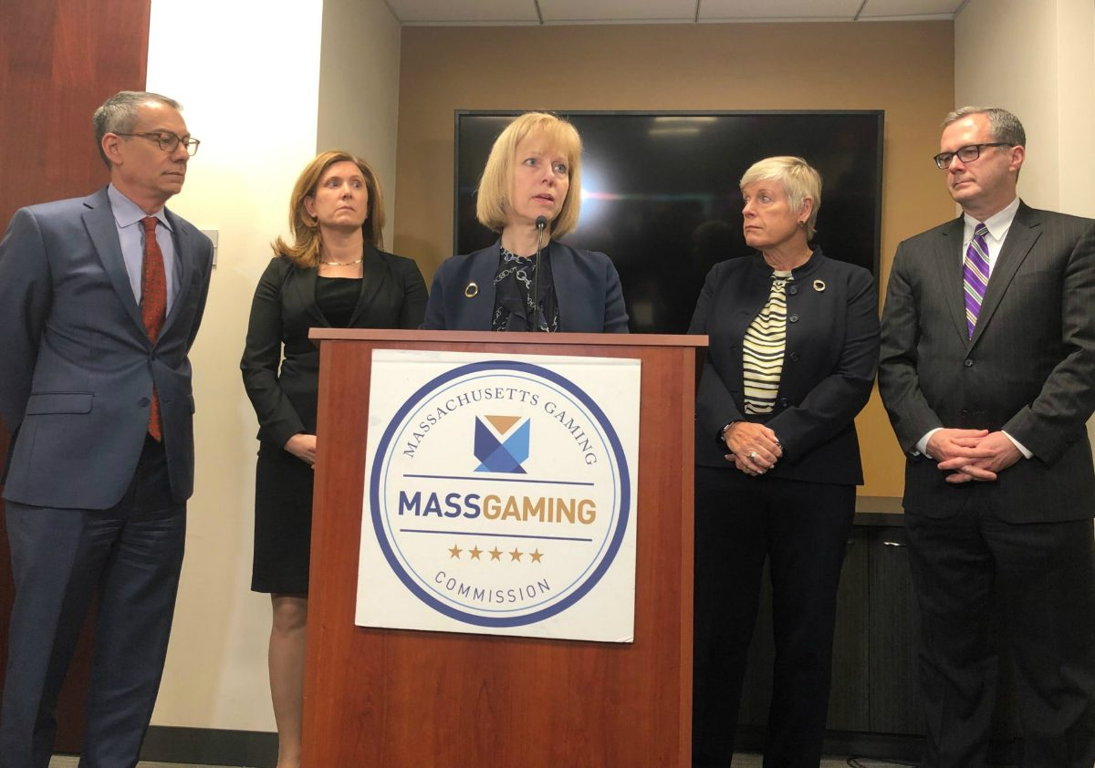 Massachusetts Gaming Commission casino license