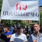 Armenia Protestors Challenge Parliament Effort to Enact Big Gambling Restrictions