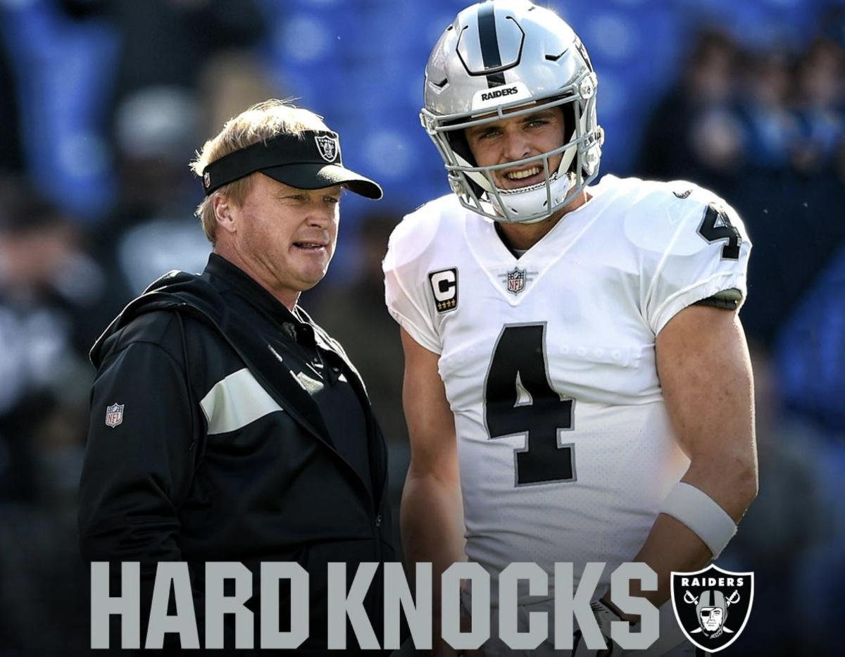 Oakland Raiders Picked for 'Hard Knocks,' Oddsmakers Predict
