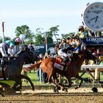 With No Triple Crown on the Line, Belmont Handle Drops from 2018