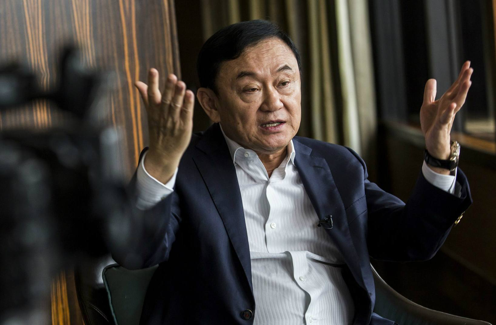 Thailand casino Thaksin Shinawatra lottery