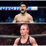 Cejudo and Moraes Battle for Bantamweight Championship at UFC 238