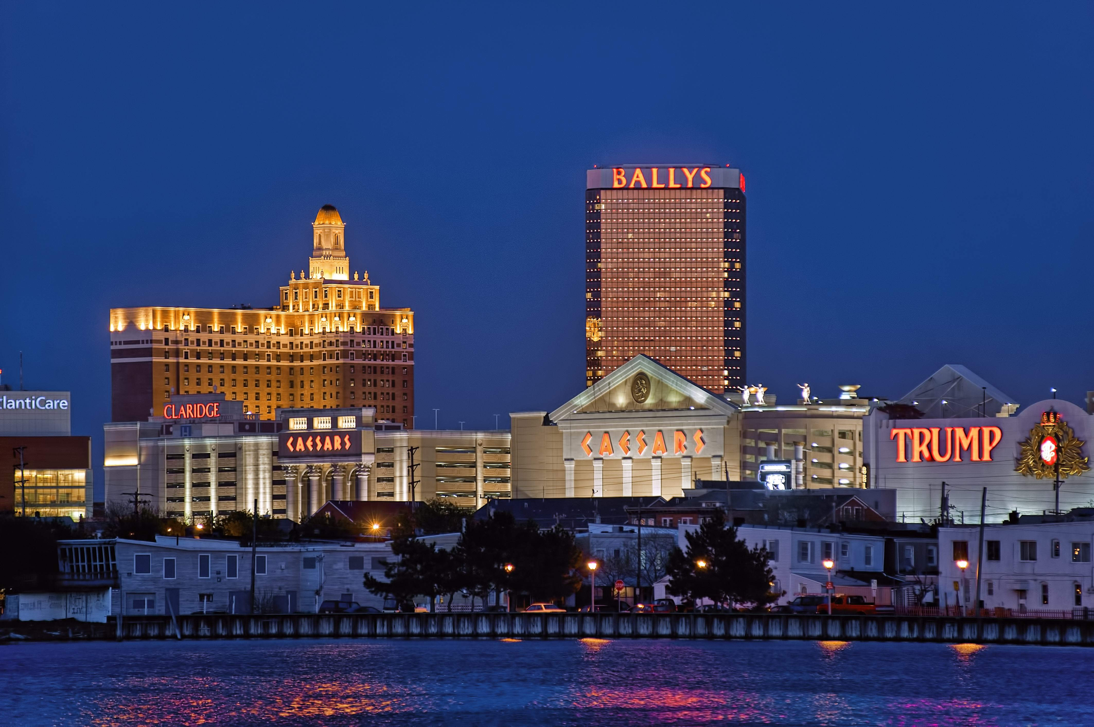 BallyS Atlantic City Hotel