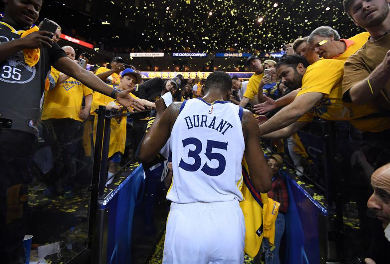 NBA odds free agent Kevin Durant