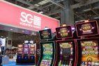Scientific Games stock casino share