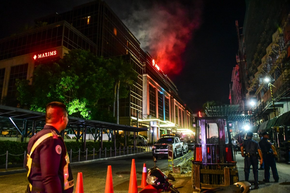 Resorts World Manila casino attack