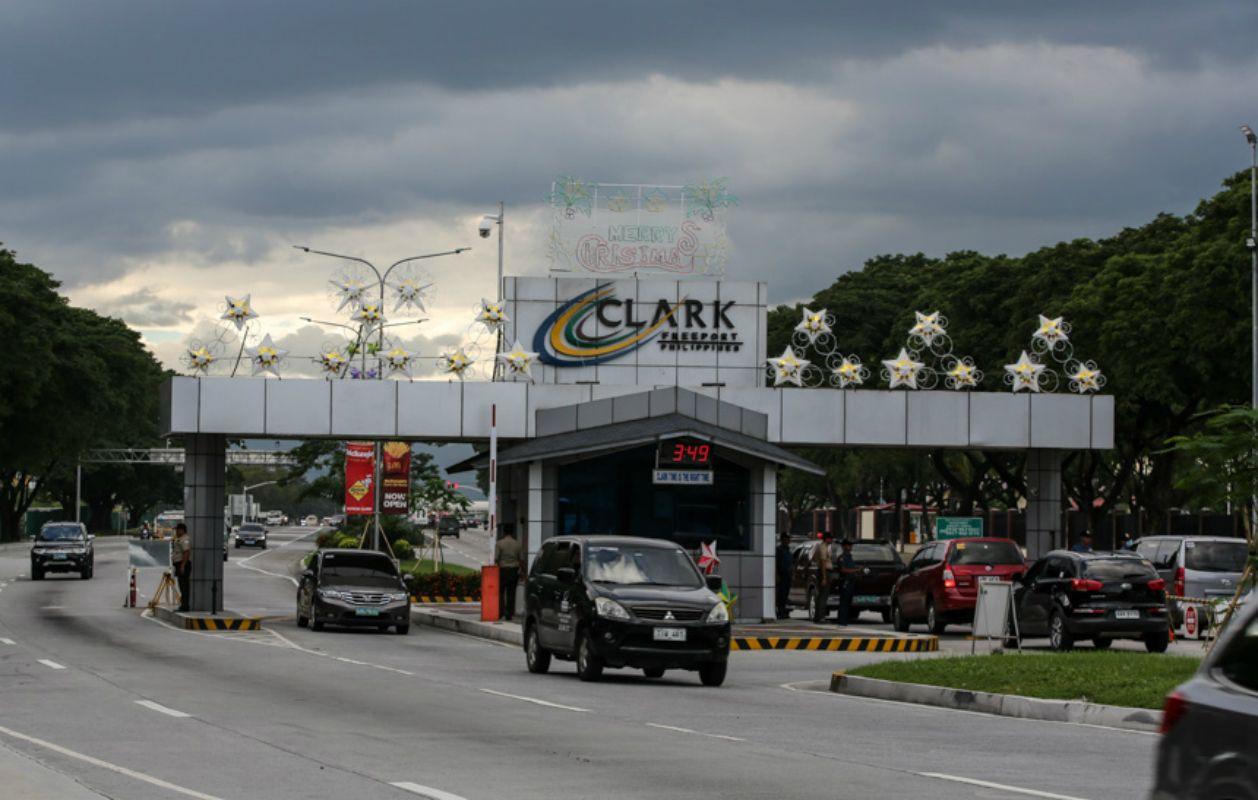 Philippines casino Clark Freeport Zone