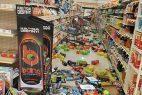 earthquake Las Vegas casino