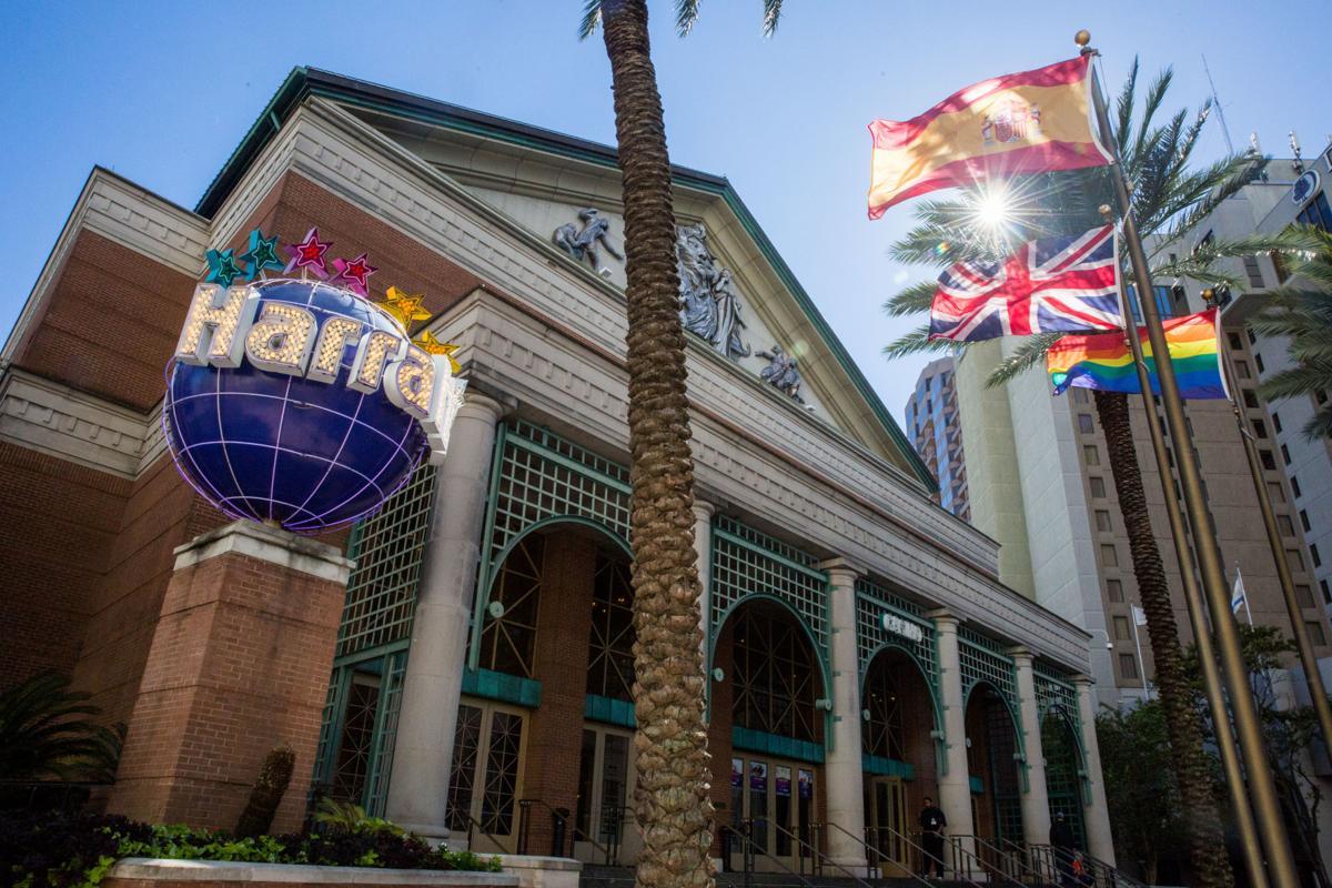 Harrah's New Orleans casino hotel