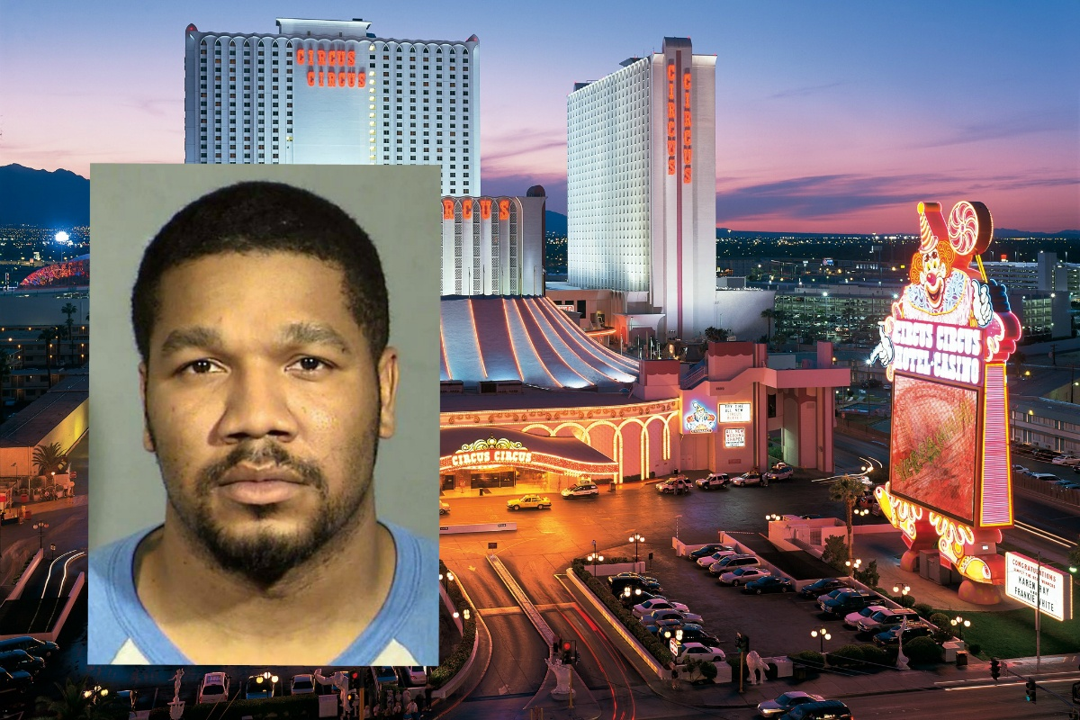 Circus Circus Las Vegas murder