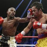 Floyd Mayweather and Manny Pacquiao Exchange Social Media Jabs, Prompts Rematch Speculation, Fight Odds