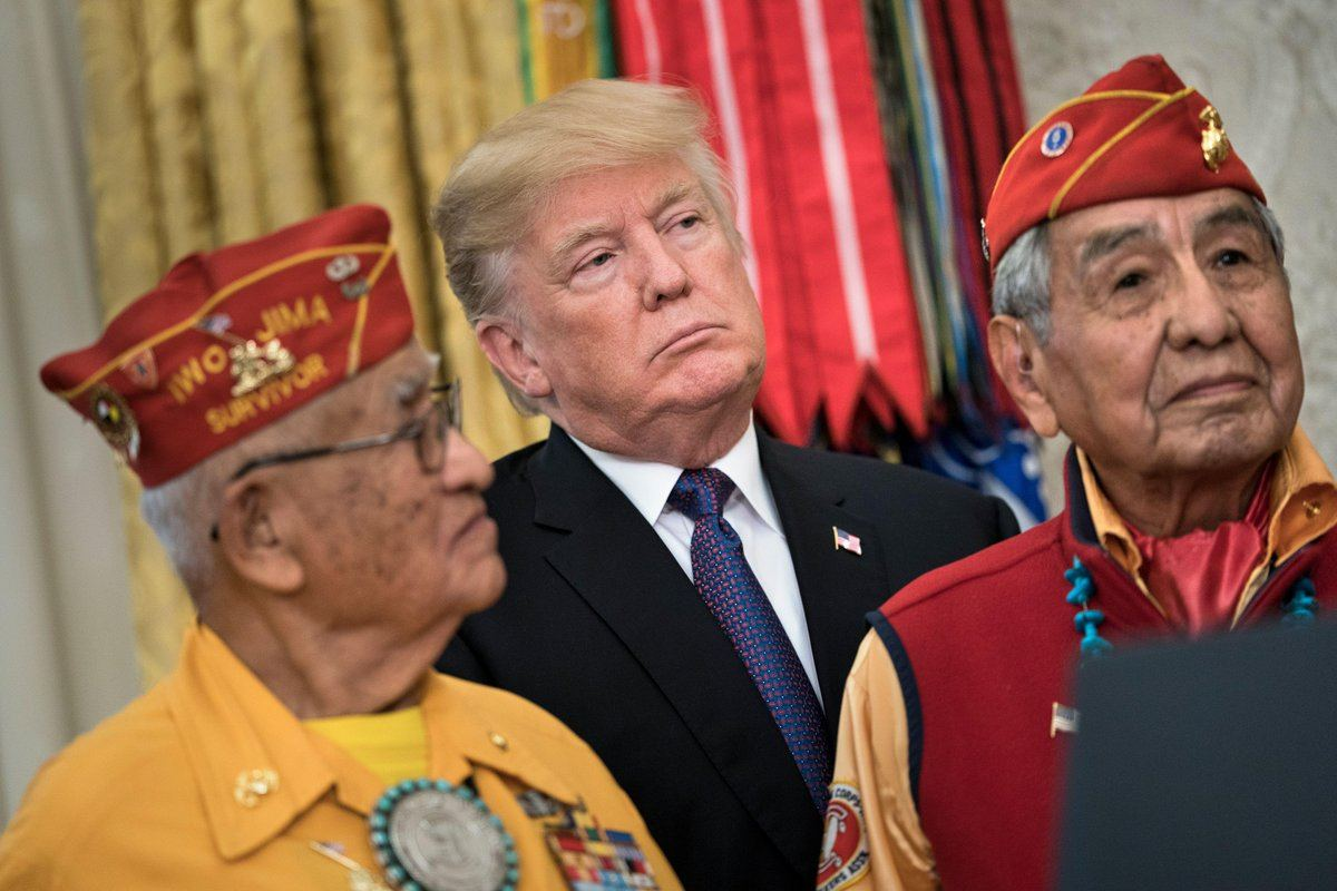 Indian gaming Trump odds