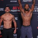 UFC on ESPN 4: Welterweights Edwards, Dos Anjos Compete in Toss-Up Main Event