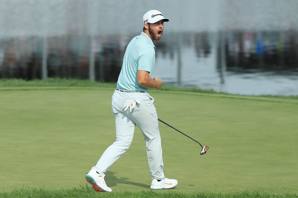 PGA Tour golf odds Matthew Wolff