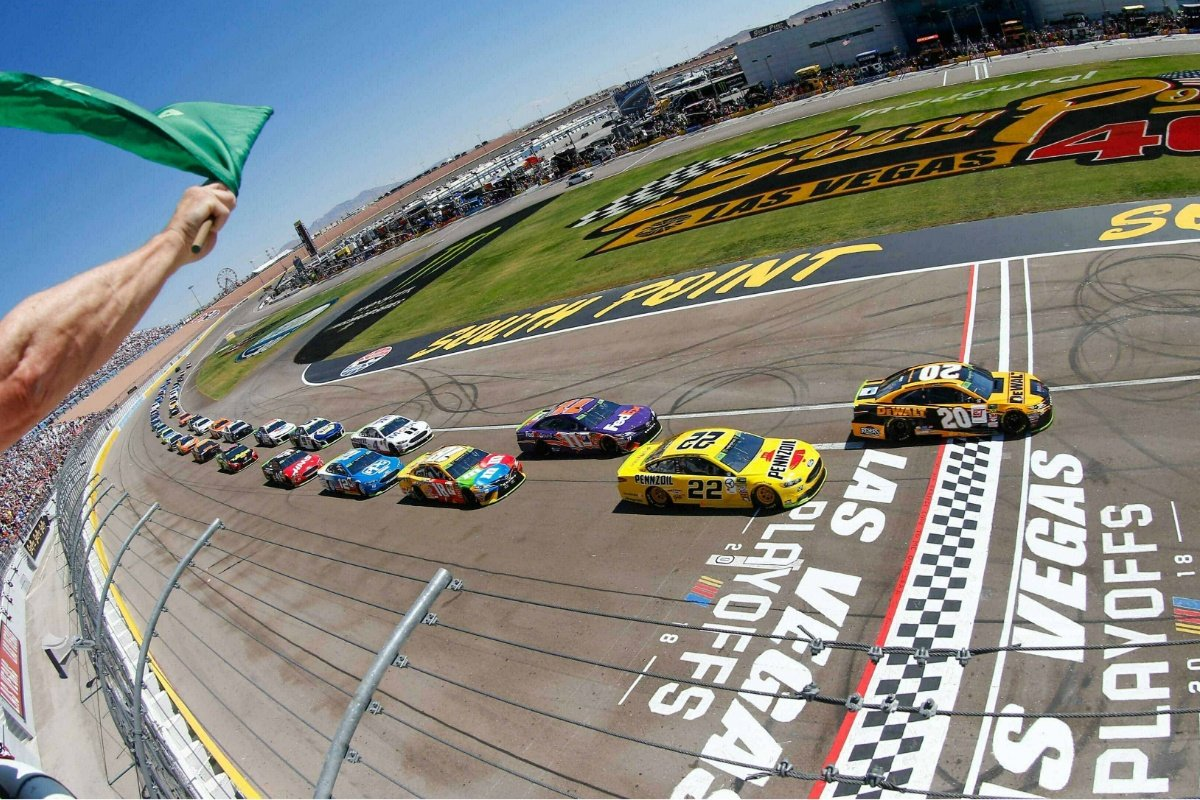 nascar casino betting
