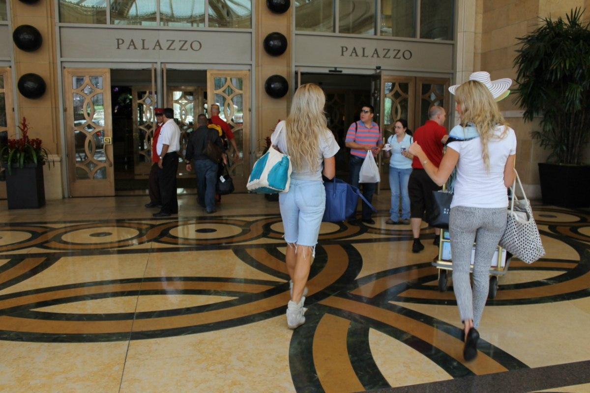 Las Vegas Sands casino profit