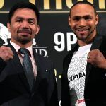 Neither Thurman Nor Pacquiao Short on Confidence as WBA Welterweight Title Fight Draws Nearer