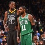 Brooklyn Nets NBA Odds Shorten After Landing Kevin Durant, Kyrie Irving