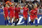 USA Netherlands Women's World Cup