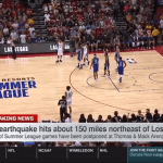 Vegas Rocked Again as Second Earthquake Hits Southern California, Prompts WSOP Break and Hoops Cancellations