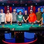 WSOP Main Event Reaches Final Table, Nine to Play for $10 Million Top Prize