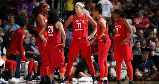 Washington Mystics WNBA odds